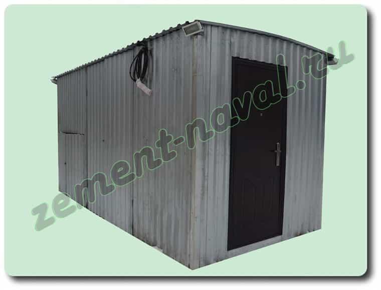 УВН-30. Блок-контейнер