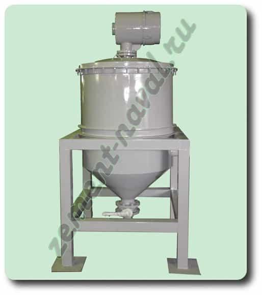 Фильтр для цементовоза