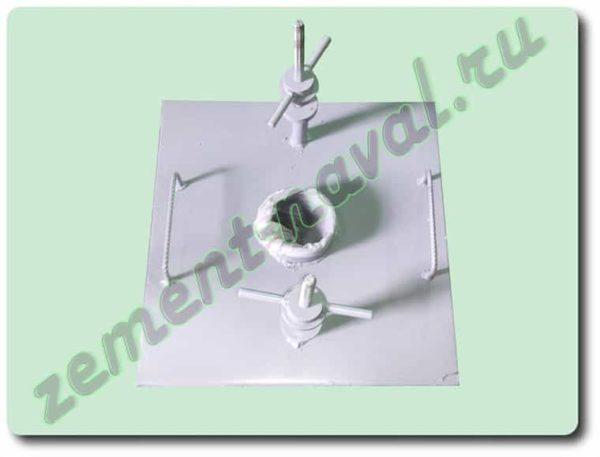 Универсальный погрузочный люк для цементовоза