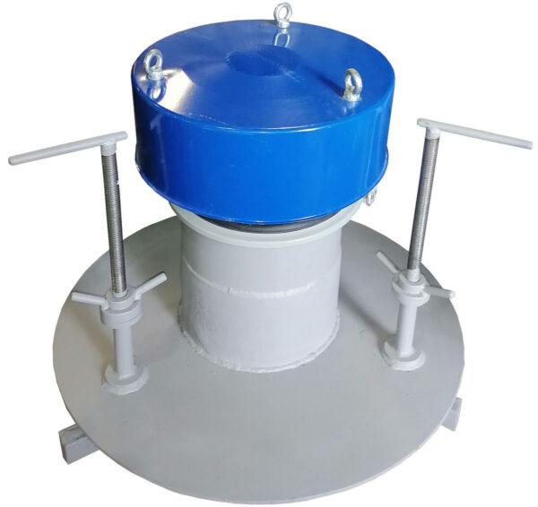 Универсальный люк с клапаном сброса давления  серии УЛПК