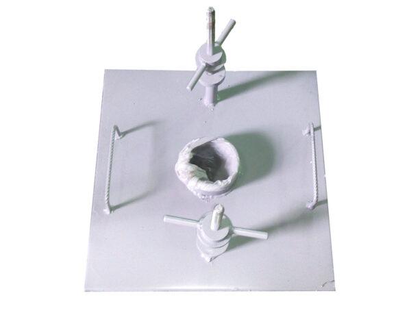 Универсальный люк для аспирации на люк цкментовоза серии УЛА