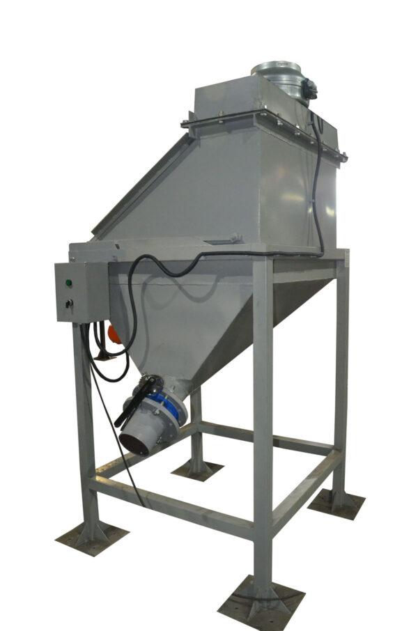 Станции растаривания мешков серии СРМ базовая комплектация