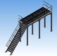 Эстакады, лестницы